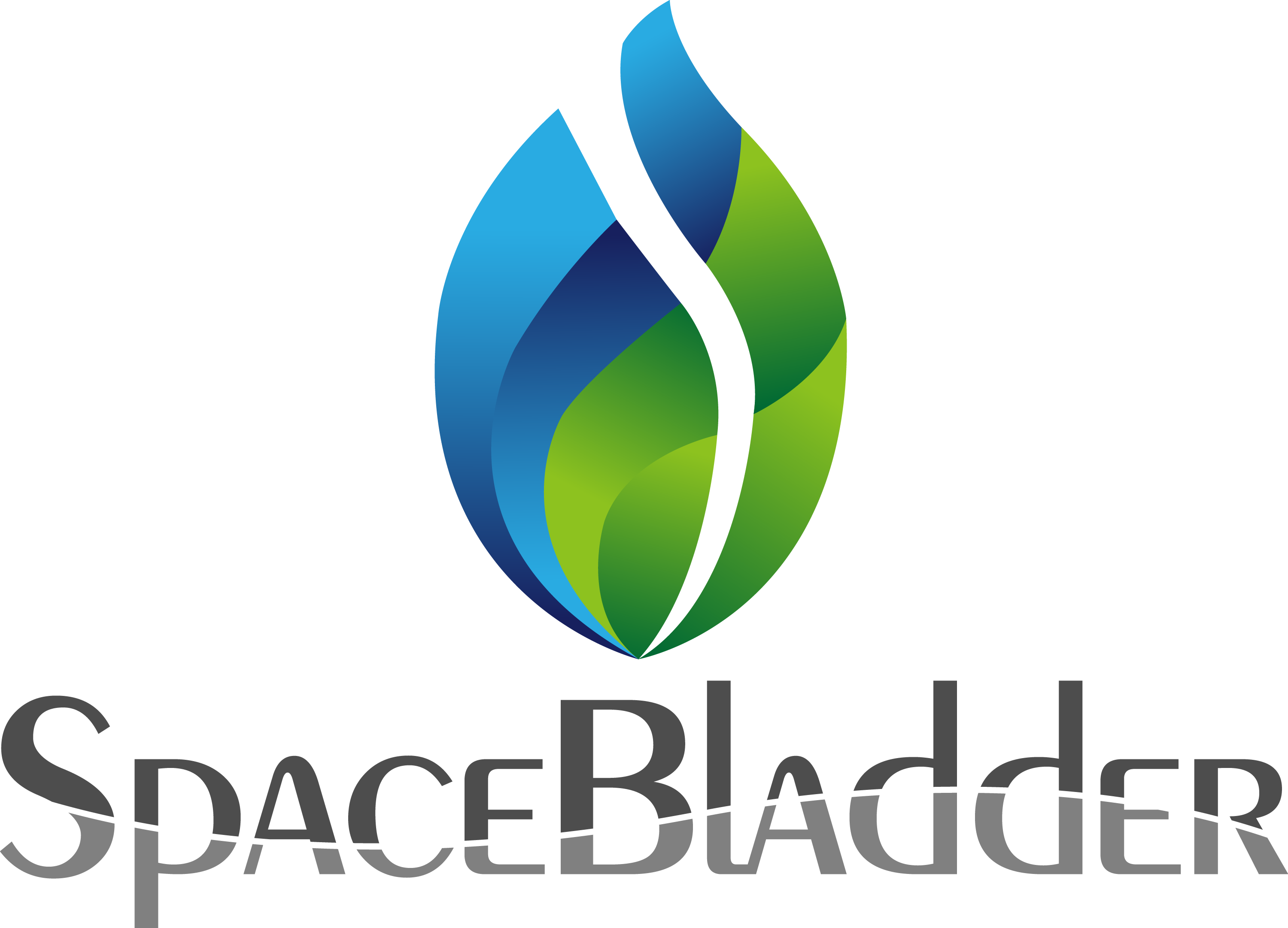 SpaceBladder Logo